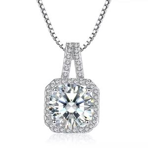 5 Star Rated AAAA CZ Copper Pendant Necklace